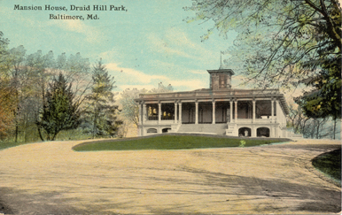 Druid Hill Mansion House