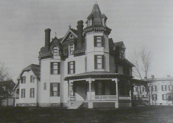 Mallory Mansion